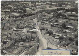 35 Becherel  Arrivee De La Ville - Bécherel