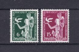 Deutsches Reich - 1936 - Michel Nr. 622/623 - Postfrisch - 18 Euro - Deutschland