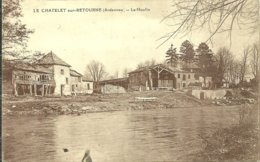 08 Ardennes LE CHATELET Sur RETOURNE Le Moulin - Autres Communes