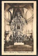 TSJECHIE BRÜNNL/DOBRA VODA Hochaltar Der Wallfahrtskirche Maria-Trost - Tsjechië