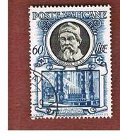 VATICANO - VATICAN -  UNIF. 166 -   1953  PONTEFICI: URBANO VIII  -  USATI (USED°) - Vatican