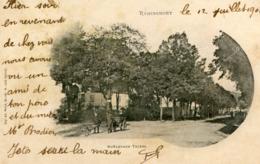 REMIREMONT - Boulevard Thiers Ecrit à La Maison Forestière Du Tay à Bussang - Remiremont