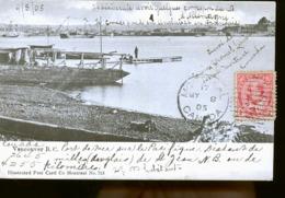 VANCOUVER LE PORT 1905 - Modern Cards