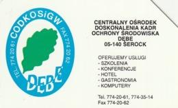 POLONIA. CODKOSiGW-Debe. 100U. 221. (196) - Polonia