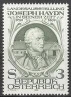 Österreich 1704 ** Postfrisch - 1981-90 Ongebruikt