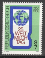 Österreich 1705 ** Postfrisch - 1981-90 Ongebruikt