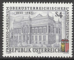 Österreich 1758 ** Postfrisch - 1981-90 Ongebruikt