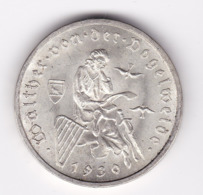 Nb_ Deutsches Reich - 3 Reichsmark - 1930 J - Walther Von Der Vogelweide (14) - [ 3] 1918-1933 : Republique De Weimar