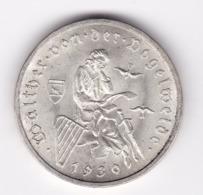 Nb_ Deutsches Reich - 3 Reichsmark - 1930 J - Walther Von Der Vogelweide (14) - [ 3] 1918-1933: Weimarer Republik