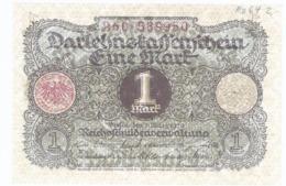 AK-div.28- 201   - Darlehnskassenschein - Eine Mark 1920 . 1. März 1920  Nr. 250 - 569 950  Ros 64 - 1918-1933: Weimarer Republik