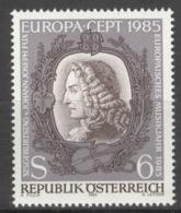 Österreich 1811 ** Postfrisch - 1981-90 Ongebruikt