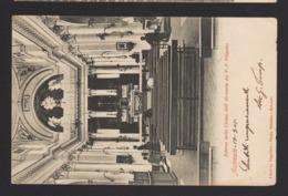 16540 Acireale - Interno Della Chiesa Dell'Oratorio Dei PP Filippini F - Acireale