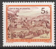 Österreich 1827 ** Postfrisch - 1981-90 Ongebruikt
