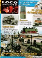 Loco Revue N°709 Comment Faire Une 151 TQ En Carte Plastique - Un Vieux Tombereau P0 En H0 - La Gare De Dozulé-Putot... - Livres Et Magazines