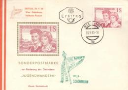 Österreich 1076 FDC - FDC