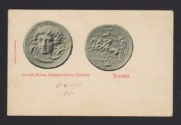 16541 Acireale - La Niufa Aretusa, Medagliere Pennisi Floristella F - Acireale