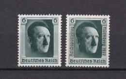 Deutsches Reich - 1937 - Michel Nr. 648+650 - Postfrisch - 38 Euro - Neufs