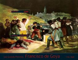 TOGO 2014 - F. De Goya, Napoleonic Wars - YT BF843; CV=14 € - Napoléon