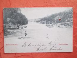 Helvetesfallen . Trollhattan .1902 - Suède