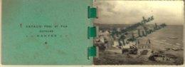 NORMANDIE DEBARQUEMENT ARROMANCHES PORT WINSTON - CARNET DE 10 PHOTOS 9x6,5 Cms - Lieux