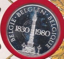 Belgique Médaille En Argent, 150 Ans D'Indépendance 1830 – 1930 - Autres