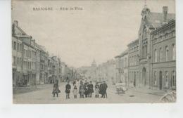 BELGIQUE - LUXEMBOURG - BASTOGNE - Hôtel De Ville - Bastogne
