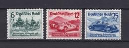 Deutsches Reich - 1939 - Michel Nr. 686/688 - Postfrisch - 110 Euro - Deutschland