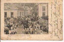 L60A477 - Procession De San Miguel En Tazacorte Palma - Nobrega's English Bazar - Carte Précurseur - Palma De Mallorca