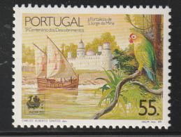 PORTUGAL - N°1751 ** (1989) Perroquet - 1910-... Republic