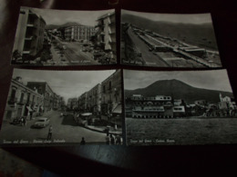 B734  8 Cartoline Torre Del Greco Non Viaggiate - Torre Del Greco