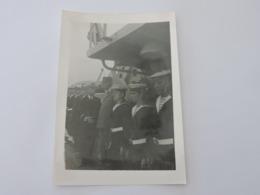 LE GENERAL DE GAULLE Débarque à St-Pierre Et Miquelon Juillet 1967 Ref 1203 - Guerre, Militaire