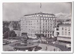 Geneve, L'Hotel Cornavin - GE Genève