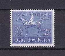 Deutsches Reich - 1939 - Michel Nr. 698 - Postfrisch - 80 Euro - Deutschland