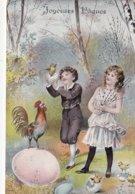 Joyeuses Paques  Illustrateur Inconnu - Pasqua