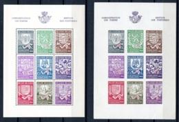 BE   BL10 - BL10A    XX   ---    Secours D'Hiver N°2  --  COB : 40 Euros - Blocks & Kleinbögen 1924-1960