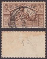 CIRENAICA !!! 1930 30 CT. BIMILLENARIO DI VIRGILIO !!! 80 - Cirenaica
