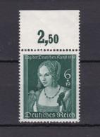 Deutsches Reich - 1939 - Michel Nr. 700 - Postfrisch - OR - 70 Euro - Deutschland