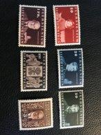 FL 1940 Zumstein-Nr. 151-156 ** Postfrisch - Kompletter Satz - Unused Stamps