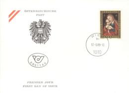 Österreich 1945 FDC - FDC