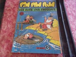 ANNEE 1959 PIM PAM POUM LES ROIS FARCEURS  20 MAI N° 25 COMIC - Pim Pam Poum