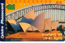 AUSTRALIA $5 SYDNEY OPERA HOUSE BRIDGE NOT FOR GENERAL SALE AUS-411 MINT  READ DESCRIPTION !! - Australie