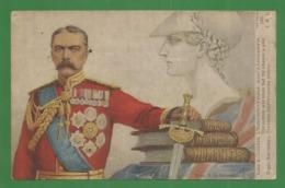 Solomko S - Guerre14-18 - Lord Kitchener - Illustrateur S Solomko - Editeur Lapina - Solomko, S.