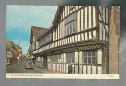 CP (Angl.) Greyfriars - Friars Street - Worcester - Worcestershire