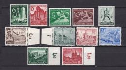 Deutsches Reich - 1939/40 - Sammlung - Postfrisch - 34 Euro - Germany