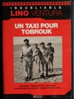 Un Taxi Pour Tobrouk - Lino Ventura - Charles Aznavour - Hardi Krüger . - Action, Aventure