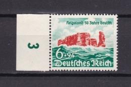 Deutsches Reich - 1940 - Michel Nr. 750 - Postfrisch - SR - 48 Euro - Alemania