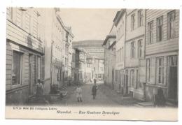Stavelot - Rue Gustave Dewalque - DVD - 8634 - Ed: Collignon-Lekeu - 2 Scans. - Stavelot