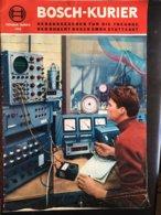 Revue Bosch Kurier Radio Television Electronique  Rallye Monte Carlo 1969 - Informatique