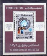 1979 IRAQ 1 Souvenir Sheets MNH S.G.No.1393 - Iraq