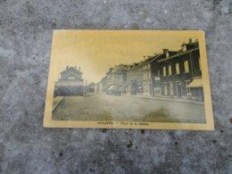 Genappe Place De La Station En 1937 - Genappe
